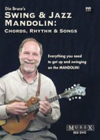 Swing & Jazz Mandolin - Chords, Rhythm & Songs DVD