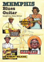 Memphis Blues Guitar DVD