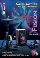 Cajon Method and Other Percussions - Fusion MLB1713a