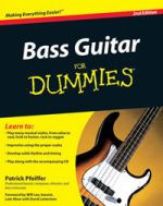 Bass Guitar for Dummies, 2nd Edition