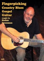 Fingerpicking Country Blues Gospel Guitar DVD