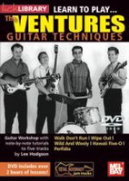 Learn to Play ... The Ventures Guitar Techniques DVD