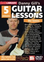 Danny Gill's 5 Minute Guitar Lessons, The Basics DVD