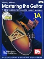 Mastering the Guitar 1A (Book & CDs)