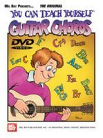 You Can Teach Yourself Guitar Chords - Book & DVD