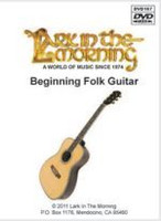 Beginning Folk Guitar DVD - Lark In The Morning