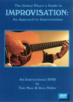 Guitar Player's Guide to Improvisation DVD
