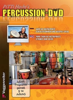 Pitti Hecht's Percussion DVD