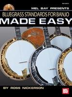 Bluegrass Standards for Banjo Made Easy