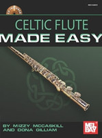 Celtic Flute Made Easy - Book & CD