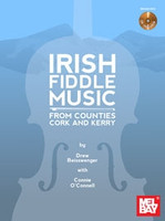 Irish Fiddle Music from Counties Cork and Kerry Book/CD Set