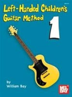 Left-Handed Children's Guitar Method Book 1