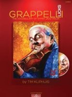 Grappelli Licks: The Vocabulary of Gypsy Jazz