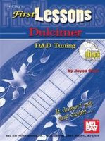 First Lessons Dulcimer/DAD Tuning
