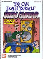 You Can Teach Yourself Rock Guitar DVD