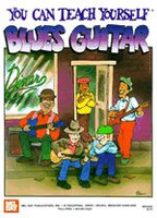 You Can Teach Yourself Blues Guitar (Book Only)