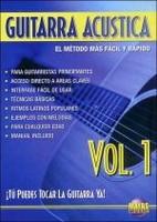 Tú Puedes Tocar la Guitarra Ya! Guitarra Acustica 1 DVD