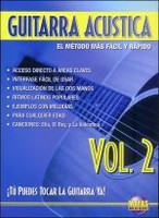 """T""""""""º Puedes Tocar la Guitarra Ya! Guitarra Acustica 2 DVD"""