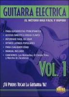 """T""""""""º Puedes Tocar la Guitarra Ya! Guitarra Electrica 1 DVD"""