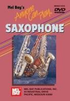 Anyone Can Play Saxophone - DVD