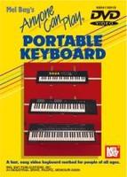 Anyone Can Play Portable Keyboard DVD