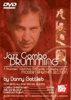 Jazz Combo Drumming DVD