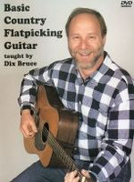Basic Country Flatpicking Guitar DVD