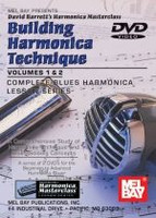 Building Harmonica Technique Volume 1 & 2 DVD