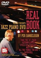 Jazz Piano DVD Real Book