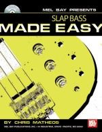 Slap Bass Made Easy