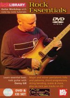 Rock Essentials - DVD & CD