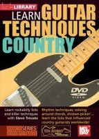 Learn Guitar Techniques: Country DVD