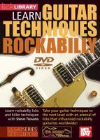 Learn Guitar Techniques: Rockabilly DVD