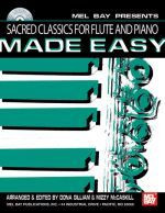 Sacred Classics for Flute and Piano Made Easy