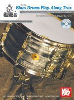 Blues Drums Play-Along Trax