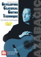 Developing Classical Guitar Technique DVD