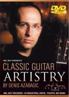 Classic Guitar Artistry DVD