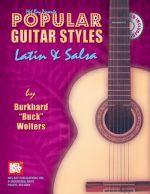 Popular Guitar Styles  - Latin & Salsa