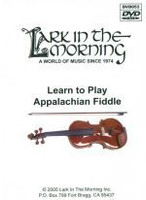 Learn to Play Appalachian Fiddle DVD