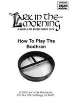How To Play The Bodhran DVD