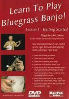 Learn to Play Bluegrass Banjo, Lesson 1