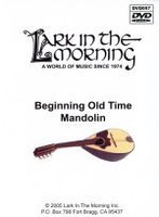 Beginning Old Time Mandolin DVD