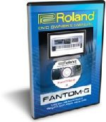 Roland Fantom-G DVD Video Training Tutorial - G6, G7, G8