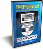 Roland Fantom-X DVD Video Training Tutorial - X6, X7, X8