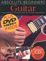 Absolute Beginners: Guitar - Book & CD & DVD