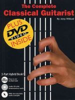 The Complete Classical Guitarist - Book & CD & DVD