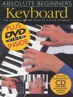 Absolute Beginners Keyboard - Book/CD/DVD