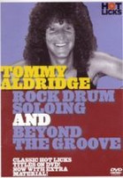 Tommy Aldridge: Rock Drum Soloing AND Beyond the Groove DVD