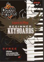 House of Blues: Learn to Play Beginner Keyboards DVD