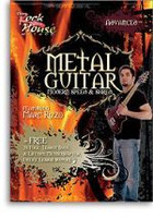 Metal Guitar: Modern, Speed And Shred - Advanced DVD